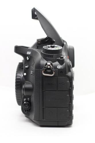 cámara nikon d7200 de 24 mpx video full hd (cuerpo) usado