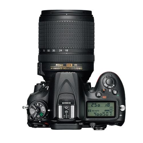 camara nikon d7200 wifi + lente 18-140 100% original