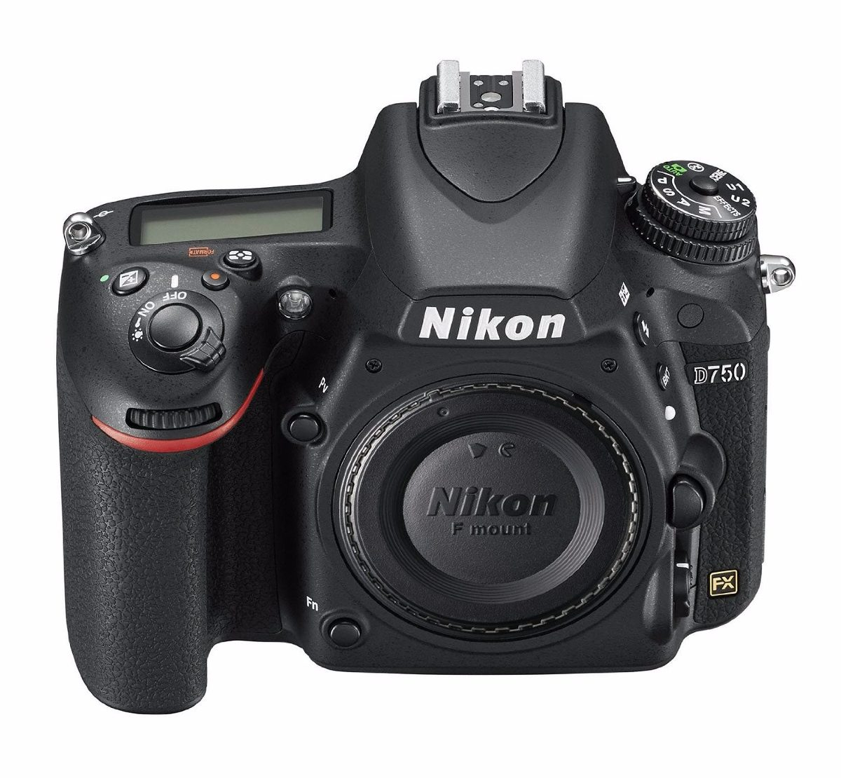 Cámara Nikon D750 Cuerpo 24.3 Mp Fx Wifi Full Frame Reflex ...