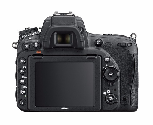 cámara nikon d750 cuerpo 24.3 mp fx wifi full frame reflex