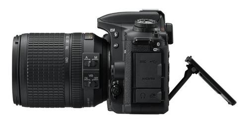 cámara nikon d7500 kit 18-140mm