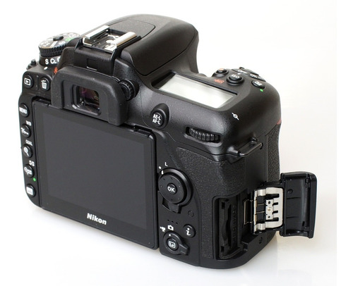camara nikon d7500 kit 18-140mm vr dx 24.2mpx wifi,vide 4 k.