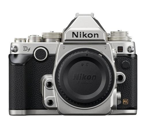 cámara nikon df silver