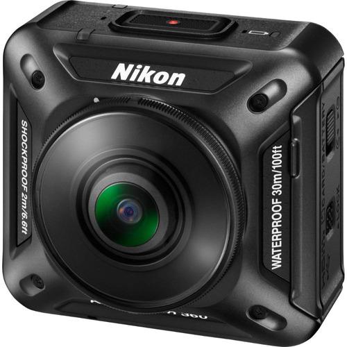 camara nikon keymission 360 - 23.9 mp - video 4k.