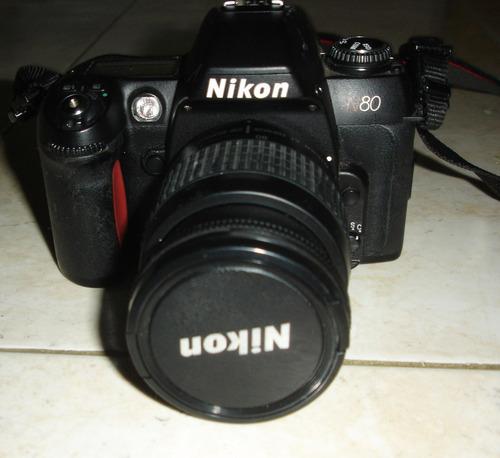 camara nikon n80 analogica (solo el cuerpo)