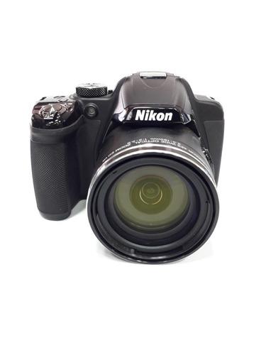 camara nikon p530 para repuestos lente carcasa pantalla