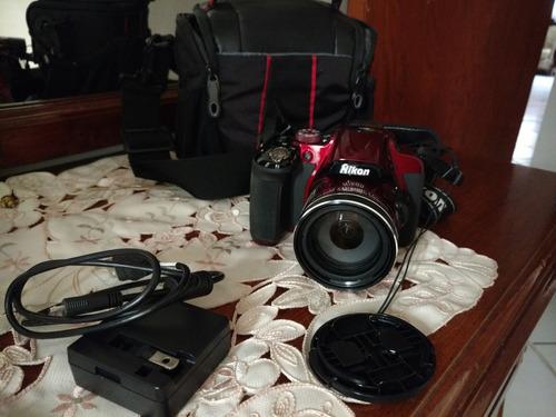 cámara nikon p600