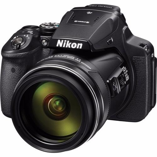camara nikon p900 83x trípode 1,50mts+ sd 16gb+ bolso+ envío