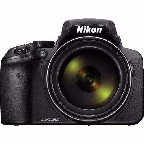 camara nikon p900 83x zoom, bolso, memoria 16gb c10, envío!