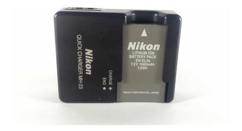 camara nikon profesional reflex digital slr camara  18-55mm