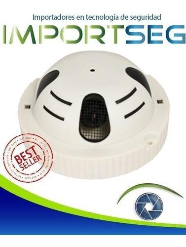 cámara oculta en  detector de humo color 420tvl