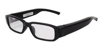 camara oculta en lentes tipo lectura, sensor 5 megapixels,