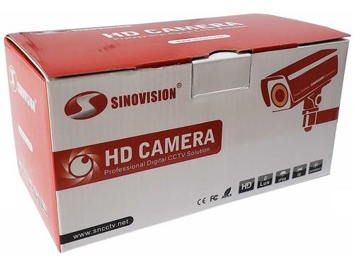 cámara oculta en sensor pir infrarroja  2mp ahd sinovisión
