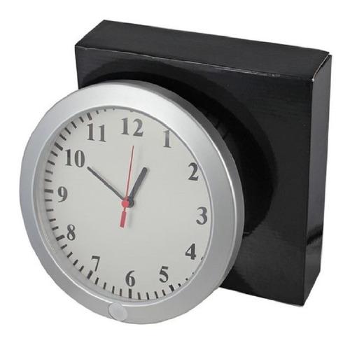 cámara oculta espia reloj pared 1080p para grabar sd 32gb