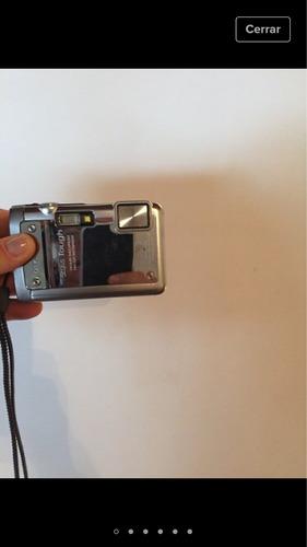 cámara olympus a prueba de agua y golpes 14  megapixeles