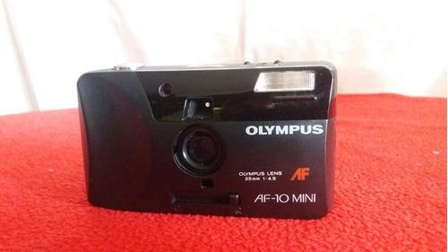 camara olympus af-10 mini vintage