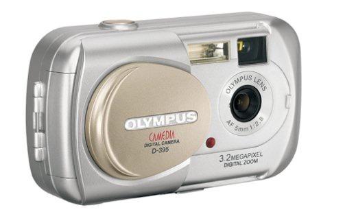 cámara olympus digital
