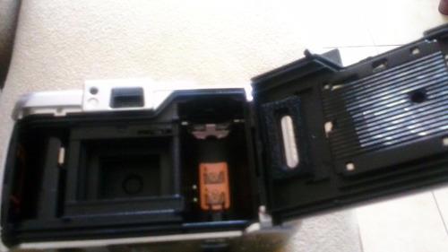 camara olympus modelo trip 601 de rollo 28mm
