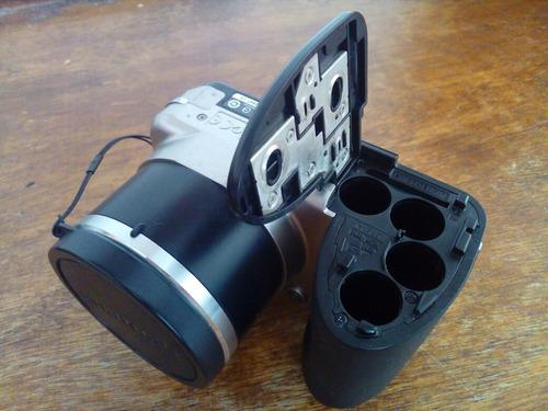 camara olympus sp-600uz 12mpx 15x zoom optico