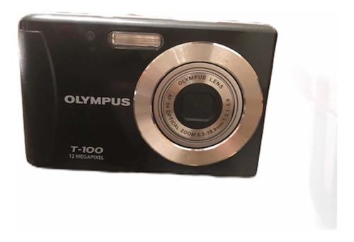 cámara olympus t-100 12 megapixeles