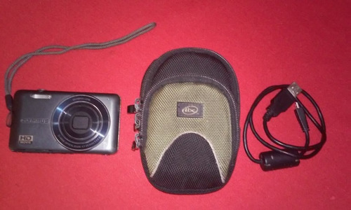 cámara olympus vg120