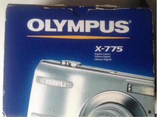 camara olympus x-775
