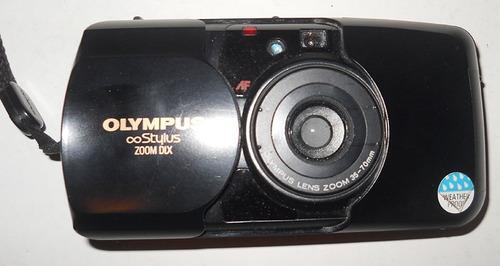 cámara olympus zoom