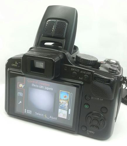 camara panasonic dmc fz60 16.1mp 24x zoom video full hd