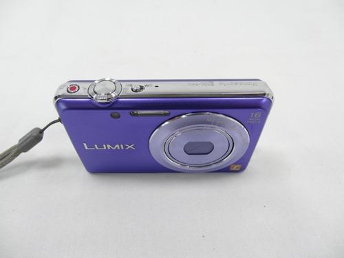 camara panasonic lumix 16 mpx modelo dmc-fh8 id-6515