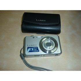 Camara Panasonic Lumix Dmc-fh4 Oferta Cargador Y Estuche