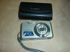 Cámara Cargador De Batería BCF10//E y cable USB Lumix DMC-FS25 DMC-FS15 ir