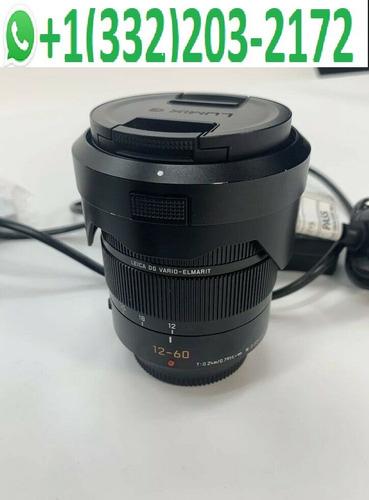 cámara panasonic lumix gh5 vario-elmarit leica lente 12-60f