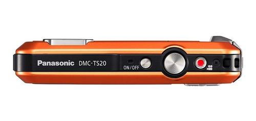 cámara panasonic lumix ts20