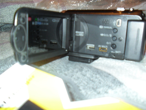 camara panasonic video