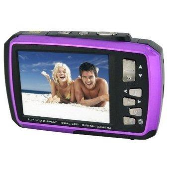 camara  pantalla dual marca: coleman de 14 mp modelo: 2v7wp