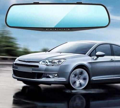 camara para auto full hd frontal y trasera tipo espejo