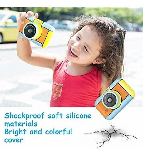 camara para niños digital lcd pantalla video recargable sd