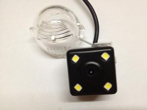camara para reversa luz de placa suzuki grand vitara - sx4