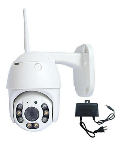 cámara para seguridad con wifi