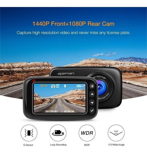 cámara para vehículo