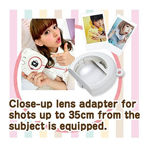 cámara película instantáneo fujifilm instax mini 8+ ( men