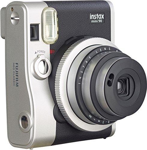cámara película instantáneo fujifilm instax mini 90 neo c