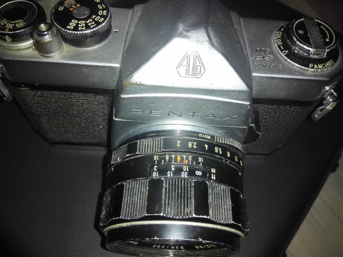 cámara pentax asahi