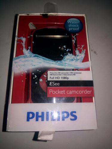 cámara philips esee original full hd 1080p modelo cam150rd