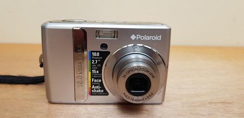 camara polaroid 10 megapixeles