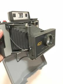 cbd8215d0a Camara Polaroid 420 Antigua en Mercado Libre México