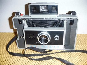 35f51a6651 Camara Polaroid Automatic 330 Land Camera (texas Chainsaw M)