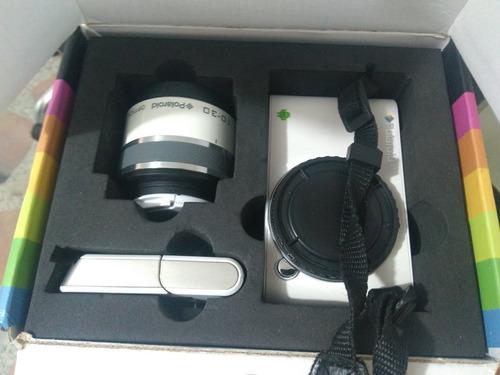 cámara polaroid digital