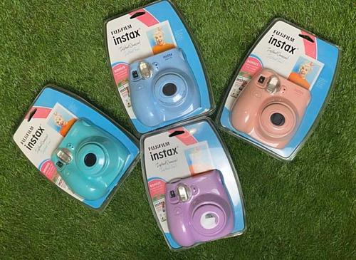 cámara polaroid fujifilm instax mini 7s
