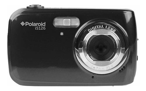cámara polaroid is126 16mp zoom 4x pant 1.8+ sd16gb